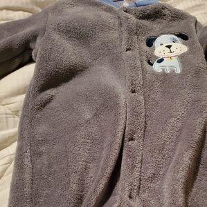 Baby boy puppy pajamas
